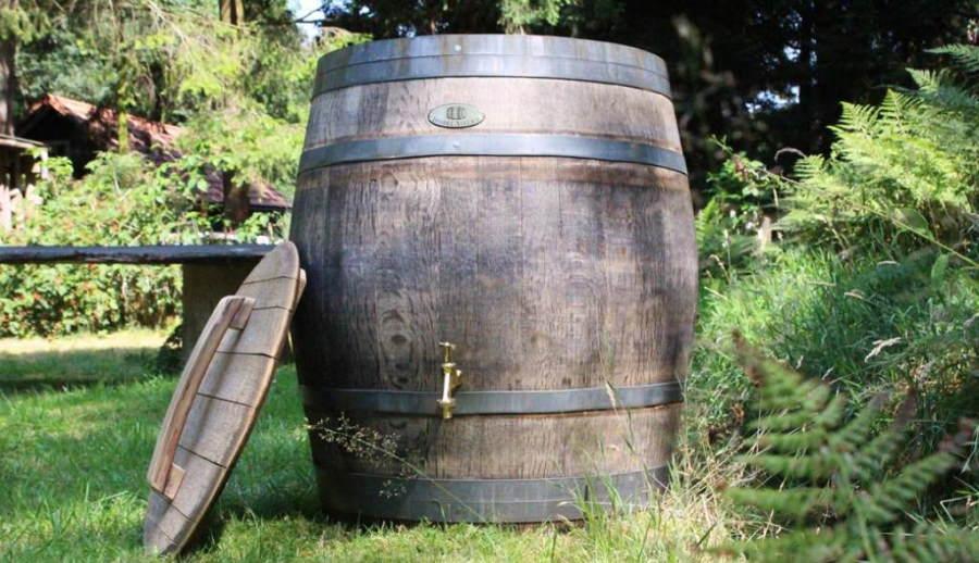 houten regenton